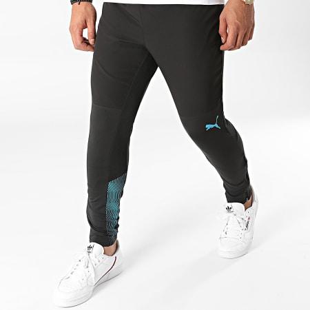 Puma - Pantalon Jogging OM Training Noir