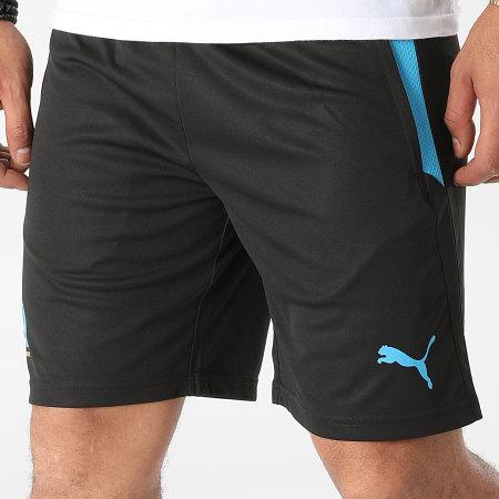 Puma - Short Jogging OM Training Noir
