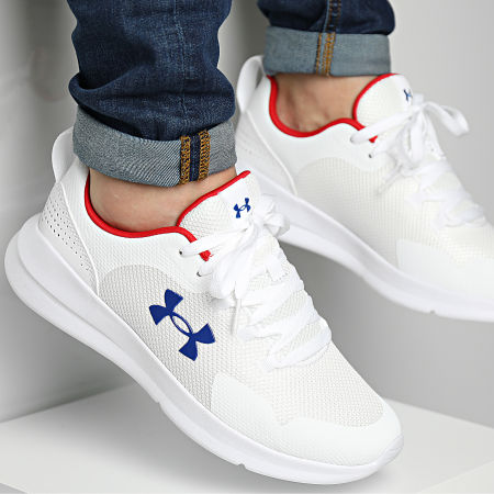 Under Armour - Baskets UA Essential Sportstyle 3022954 White