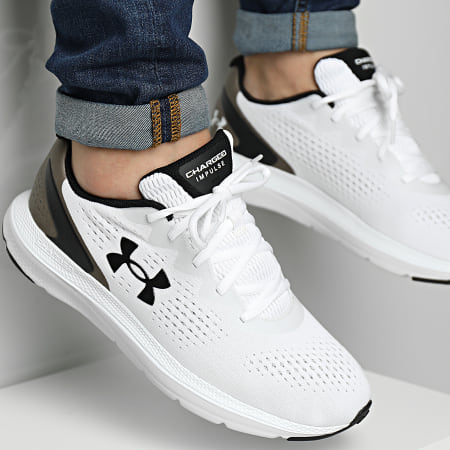 Under Armour - Baskets Charged Impulse 2 3024136 White