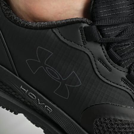 Under Armour - Baskets UA HOVR Sonic STRT 3024369 Black Black