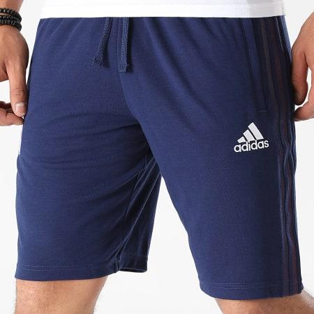 adidas - Short Jogging A Bandes FC Bayern GR0699 Bleu Marine