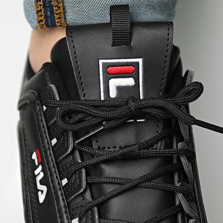 Fila - Baskets Disruptor Low 1010262 Black