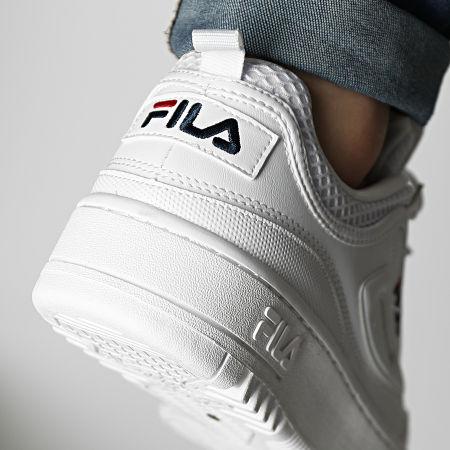 Fila - Baskets FX Disruptor 1011359 White