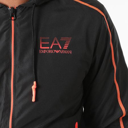 EA7 Emporio Armani - Ensemble De Survetement 6KPV01-PN4HZ Noir