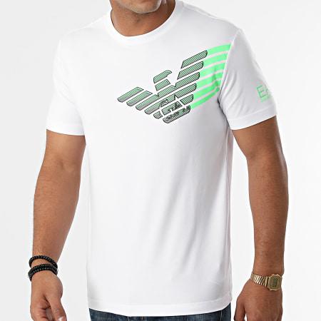EA7 Emporio Armani - Tee Shirt 6KPT32-PJ9TZ Blanc