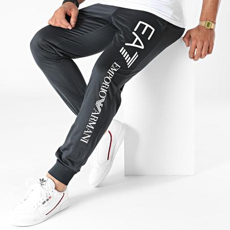 EA7 - Pantalon Jogging 8NPPA4-PJ08Z Bleu Marine