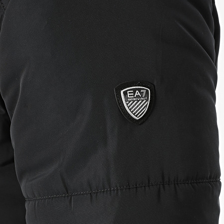 EA7 Emporio Armani - Veste Zippée 8NPB05-PNN7Z Noir
