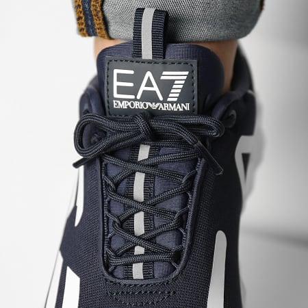 EA7 - Baskets X8X033-XCC52 Navy White