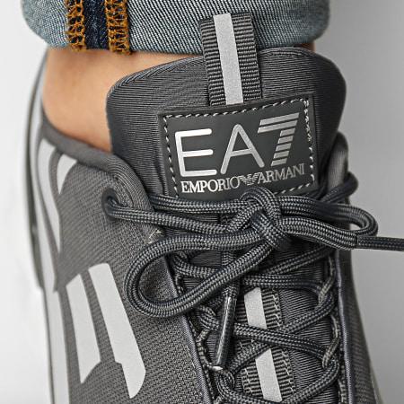 EA7 - Baskets X8X033-XCC52 Iron Gate