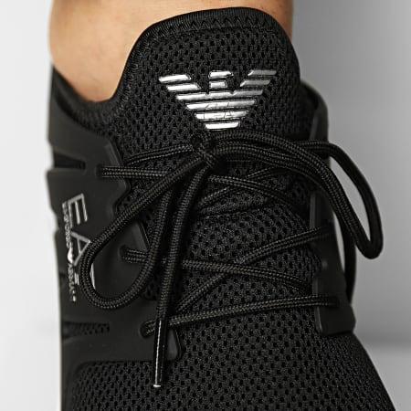 EA7 - Baskets X8X052 XCC57 Black