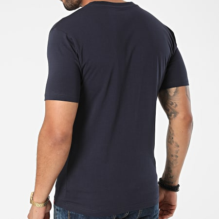 New Balance - Tee Shirt MT11592 Bleu Marine