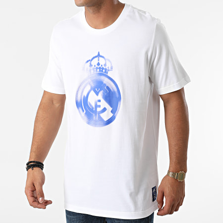 adidas - Tee Shirt Real Madrid GR4261 Ecru