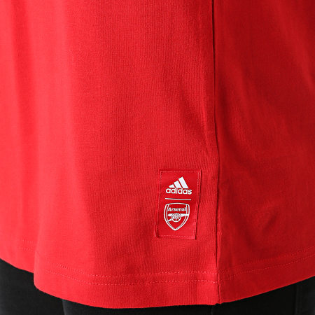 adidas - Tee Shirt Arsenal FC GR4197 Rouge