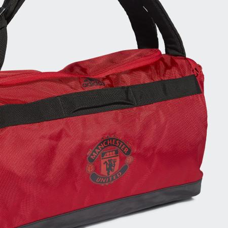 adidas - Sac De Sport Manchester United GU0131 Rouge