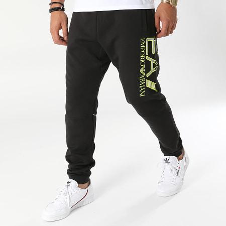 EA7 Emporio Armani- Pantalon Jogging 6KPP71-PJANZ Noir