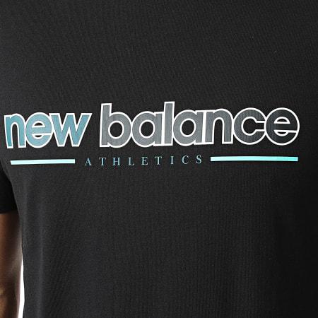 New Balance - Tee Shirt MT13500BK Noir