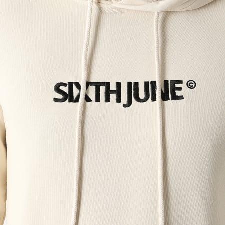 Sixth June - Ensemble De Survetement 22694ESE Beige