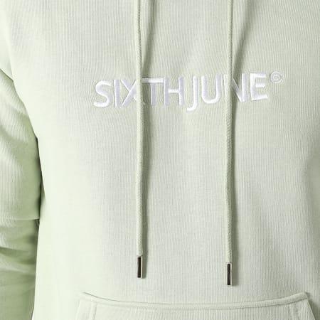 Sixth June - Ensemble De Survetement 22694ESE Vert Clair