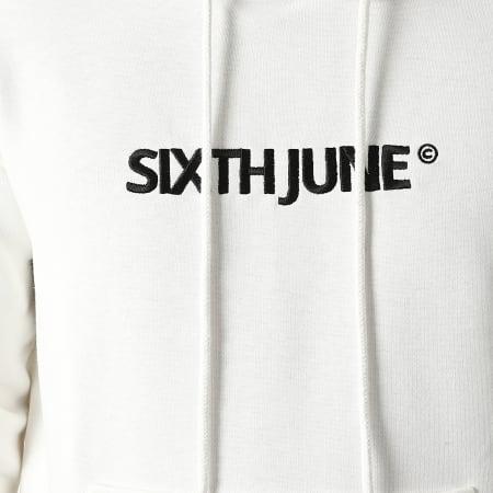 Sixth June - Ensemble De Survetement 22694ESE Ecru