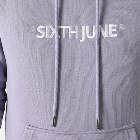 Sixth June - Ensemble De Survetement 22694ESE Lavande