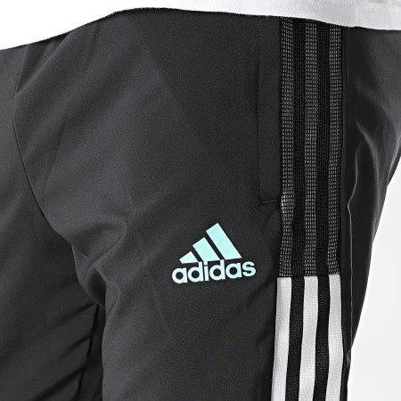 adidas - Pantalon Jogging A Bandes Arsenal FC GR4134 Noir