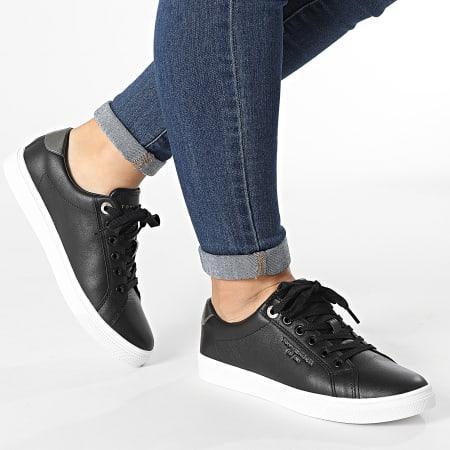 Tommy Hilfiger - Baskets Femme Icon Slip On 5918 Black