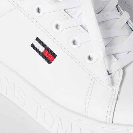 Tommy Jeans - Baskets Femme Cool Tommy Jeans Sneaker 1616 White