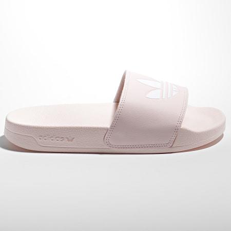 adidas - Claquettes Femme Adilette Lite H05680 Rose