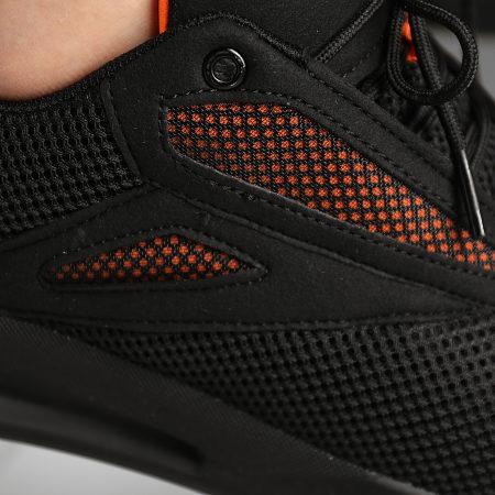 Classic Series - Baskets Forsche Noir Orange