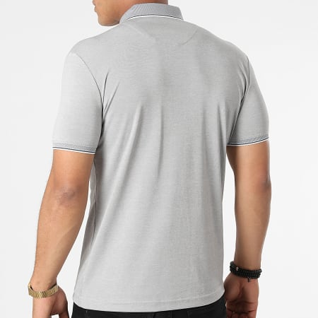 Classic Series - Polo Manches Courtes 21Y-1118 Gris