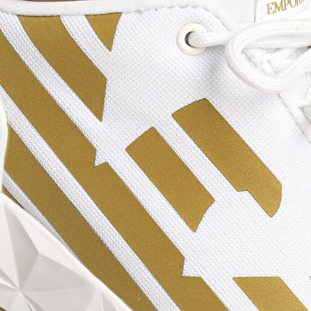 EA7 - Baskets X8X033-XCC52 White Gold