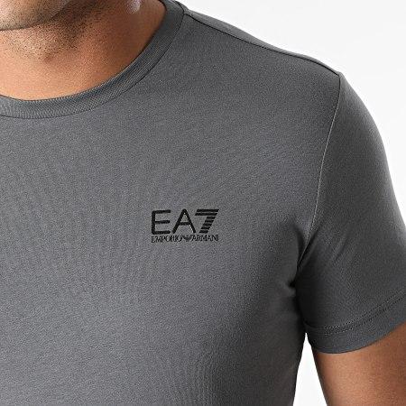 EA7 Emporio Armani - Tee Shirt 8NPT51-PJM9Z Gris Anthracite
