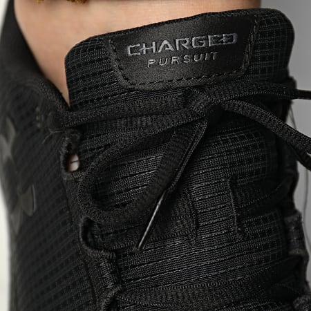 Under Armour - Baskets Charged Pursuit 2 Rip 3025251 Black Black