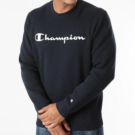 Champion - Sweat Crewneck 214744 Bleu Marine