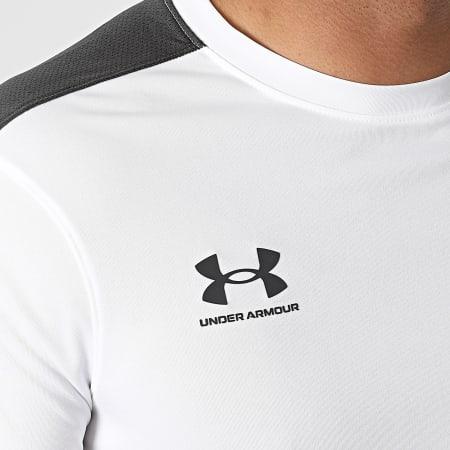 Under Armour - Tee Shirt De Sport A Bandes 1365408 Blanc