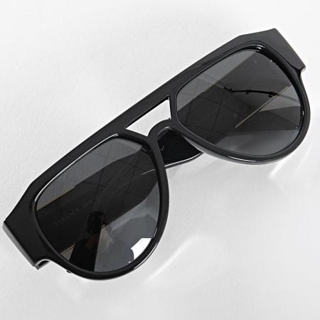 Versace - Lunettes De Soleil 0VE4401-GB1 Noir