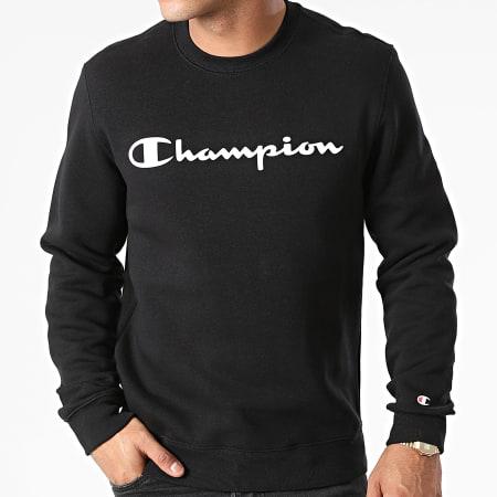 Champion - Sweat Crewneck 214744 Noir