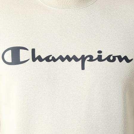 Champion - Sweat Crewneck 214744 Beige