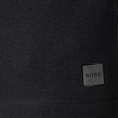 BOSS by Hugo Boss - Pull Tempest 50462773 Bleu Marine Chiné