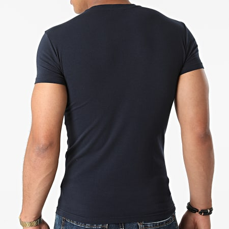 Emporio Armani - Tee Shirt 111035-1A516 Bleu Marine