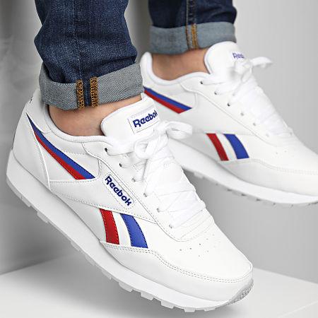 Reebok - Baskets Rewind Run G58559 Footwear White Bright Cobalt Vector Red