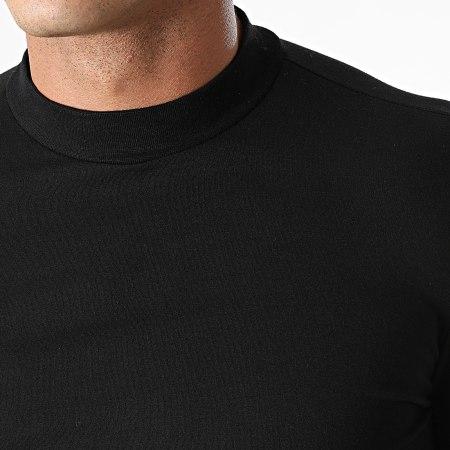 Frilivin - Tee Shirt Manches Longues BM1311 Noir