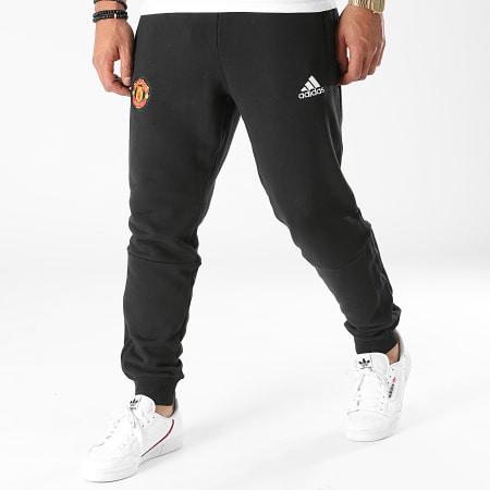 adidas - Pantalon Jogging Manchester United FC GR3907 Noir