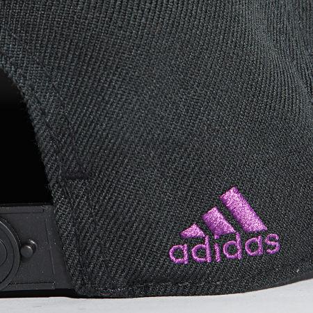adidas - Casquette Snapback Manchester United GU0113 Noir
