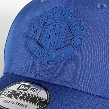New Era - Casquette 9Forty Featherweight 60143413 Manchester United Bleu Roi