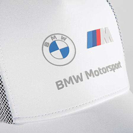 Puma - Casquette BMW M Motorsport 023490 Blanc