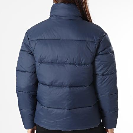Tommy Jeans - Doudoune Femme Modern Puffer 1623 Bleu Marine