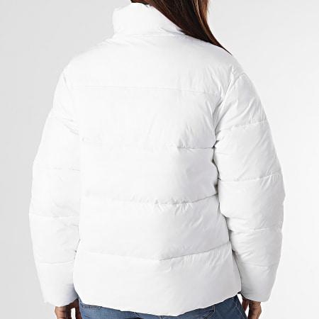Tommy Jeans - Doudoune Femme Modern Puffer 1623 Blanc