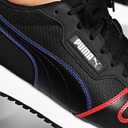 Puma - Baskets R78 BMW Motorsport 306986 Black Fiery Red
